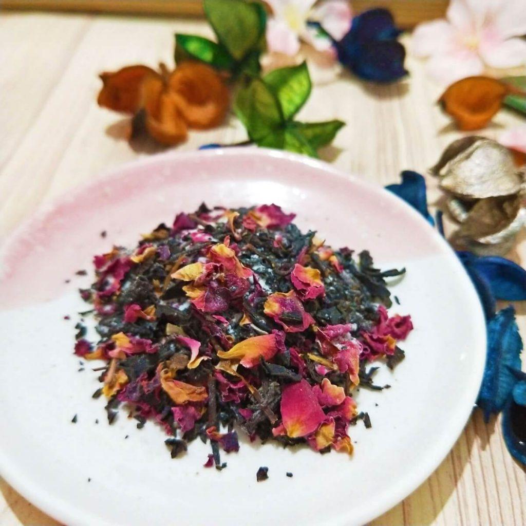 女生們的最愛茶中極品,養身玫瑰紅玉紅茶|買茶最推薦- 無可挑Tea