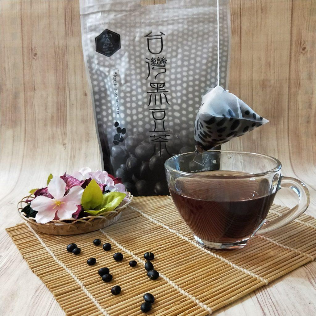 歐必買黑豆茶