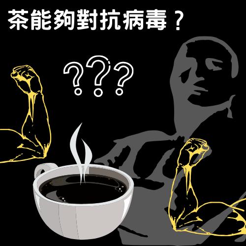 茶對抗病毒, 喝茶, 喝茶免疫力