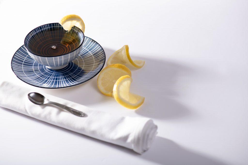 熱檸檬茶適合端午節時後喝