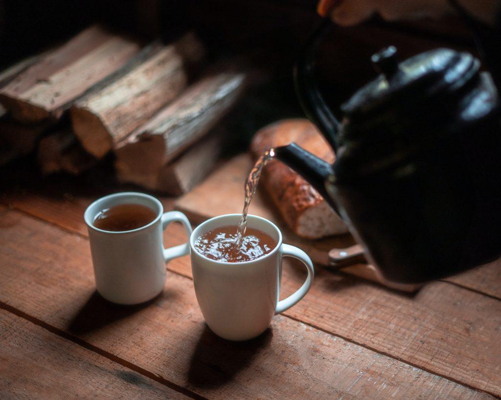 端午節必喝綠茶