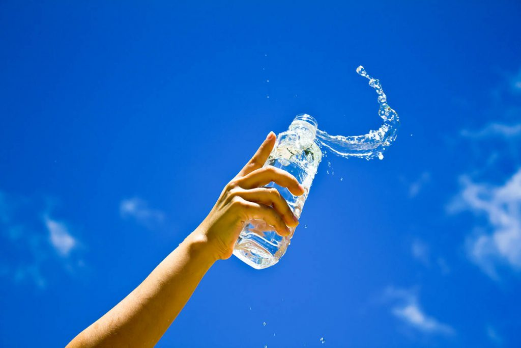 你一天喝多少水?教你正確喝水!